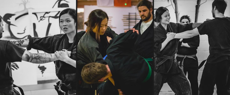 Cardiff Ninja Ninjutsu Budo Warrior Schools Home Martial Arts